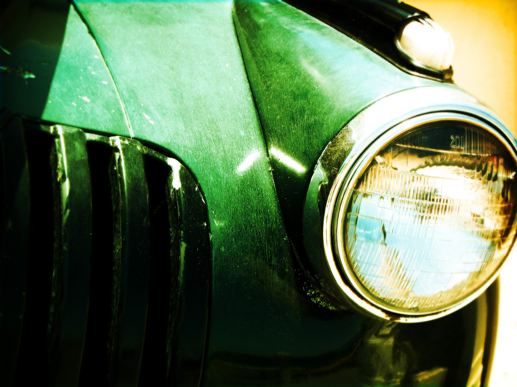 Full Car Headlight