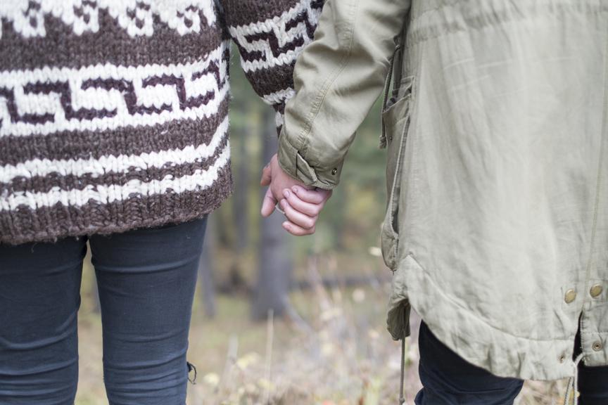 Holding Hands Unsplash