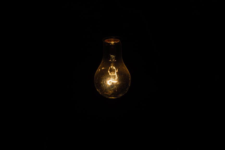 Lightbulb Unsplash