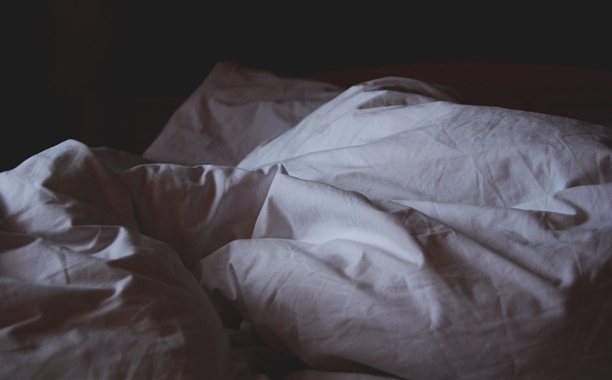 Unsplash Mussed Bed