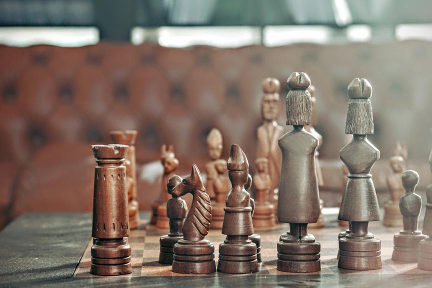 Unsplash Chess